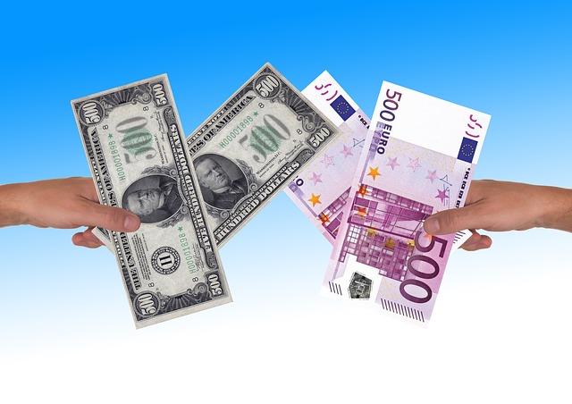 dolar a euro