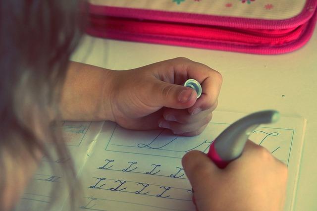 trénování psaní